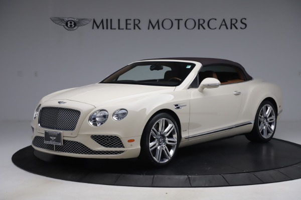 Used 2017 Bentley Continental GT W12 for sale $159,900 at Aston Martin of Greenwich in Greenwich CT 06830 13