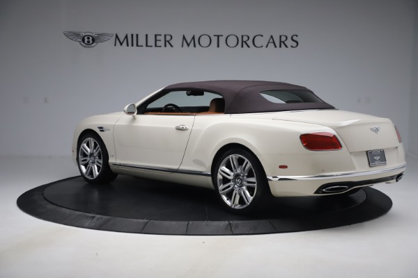 Used 2017 Bentley Continental GT W12 for sale $159,900 at Aston Martin of Greenwich in Greenwich CT 06830 15