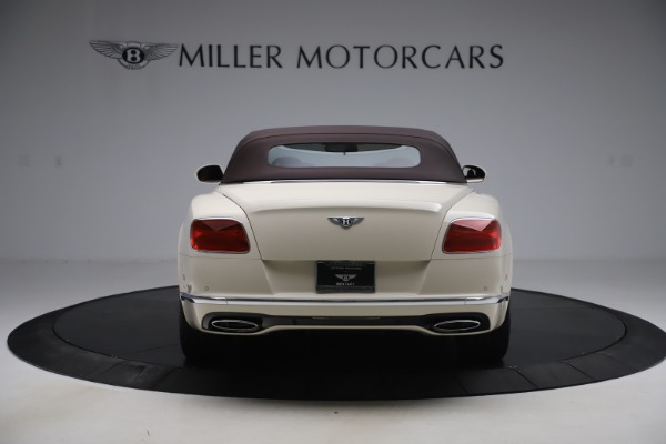 Used 2017 Bentley Continental GT W12 for sale $159,900 at Aston Martin of Greenwich in Greenwich CT 06830 16