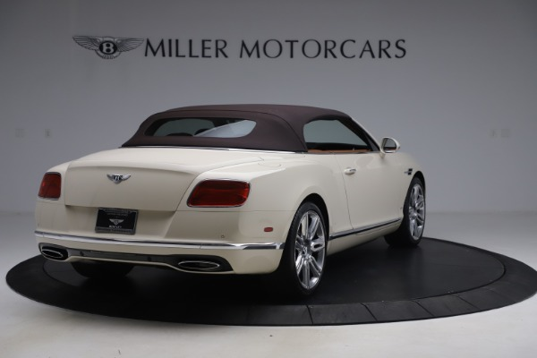 Used 2017 Bentley Continental GT W12 for sale $159,900 at Aston Martin of Greenwich in Greenwich CT 06830 17