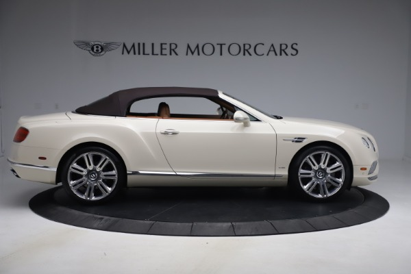 Used 2017 Bentley Continental GT W12 for sale $159,900 at Aston Martin of Greenwich in Greenwich CT 06830 18