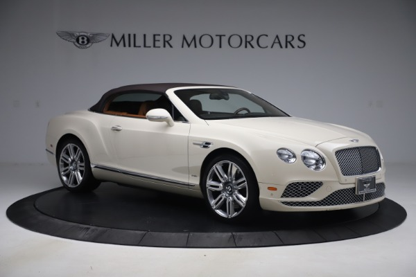 Used 2017 Bentley Continental GT W12 for sale $159,900 at Aston Martin of Greenwich in Greenwich CT 06830 19