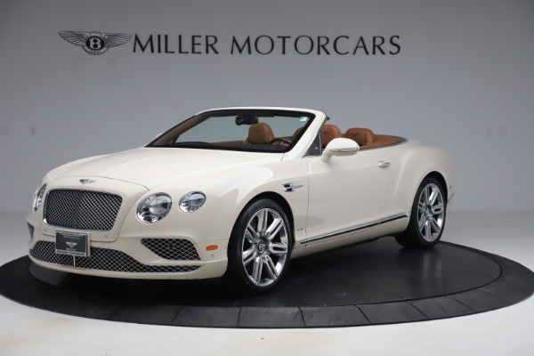 Used 2017 Bentley Continental GT W12 for sale $159,900 at Aston Martin of Greenwich in Greenwich CT 06830 2