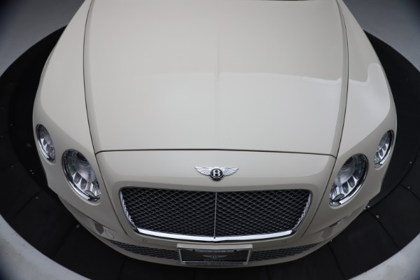 Used 2017 Bentley Continental GT W12 for sale $159,900 at Aston Martin of Greenwich in Greenwich CT 06830 21