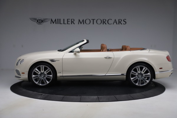 Used 2017 Bentley Continental GT W12 for sale $159,900 at Aston Martin of Greenwich in Greenwich CT 06830 3