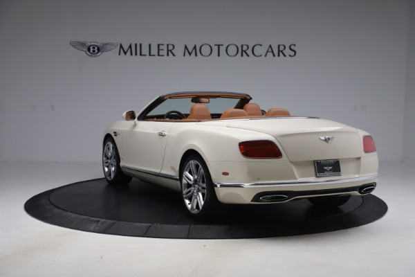 Used 2017 Bentley Continental GT W12 for sale $159,900 at Aston Martin of Greenwich in Greenwich CT 06830 5