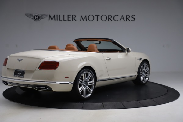 Used 2017 Bentley Continental GT W12 for sale $159,900 at Aston Martin of Greenwich in Greenwich CT 06830 8