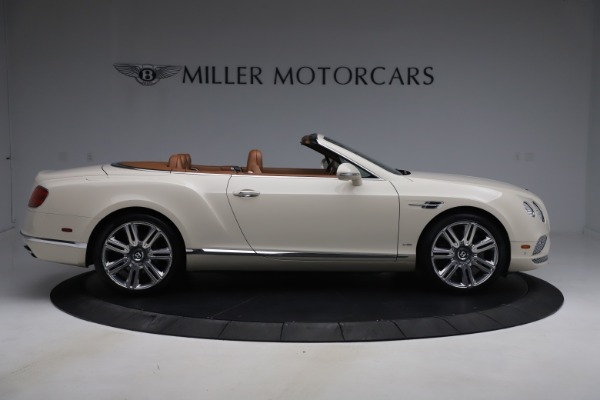 Used 2017 Bentley Continental GT W12 for sale $159,900 at Aston Martin of Greenwich in Greenwich CT 06830 9