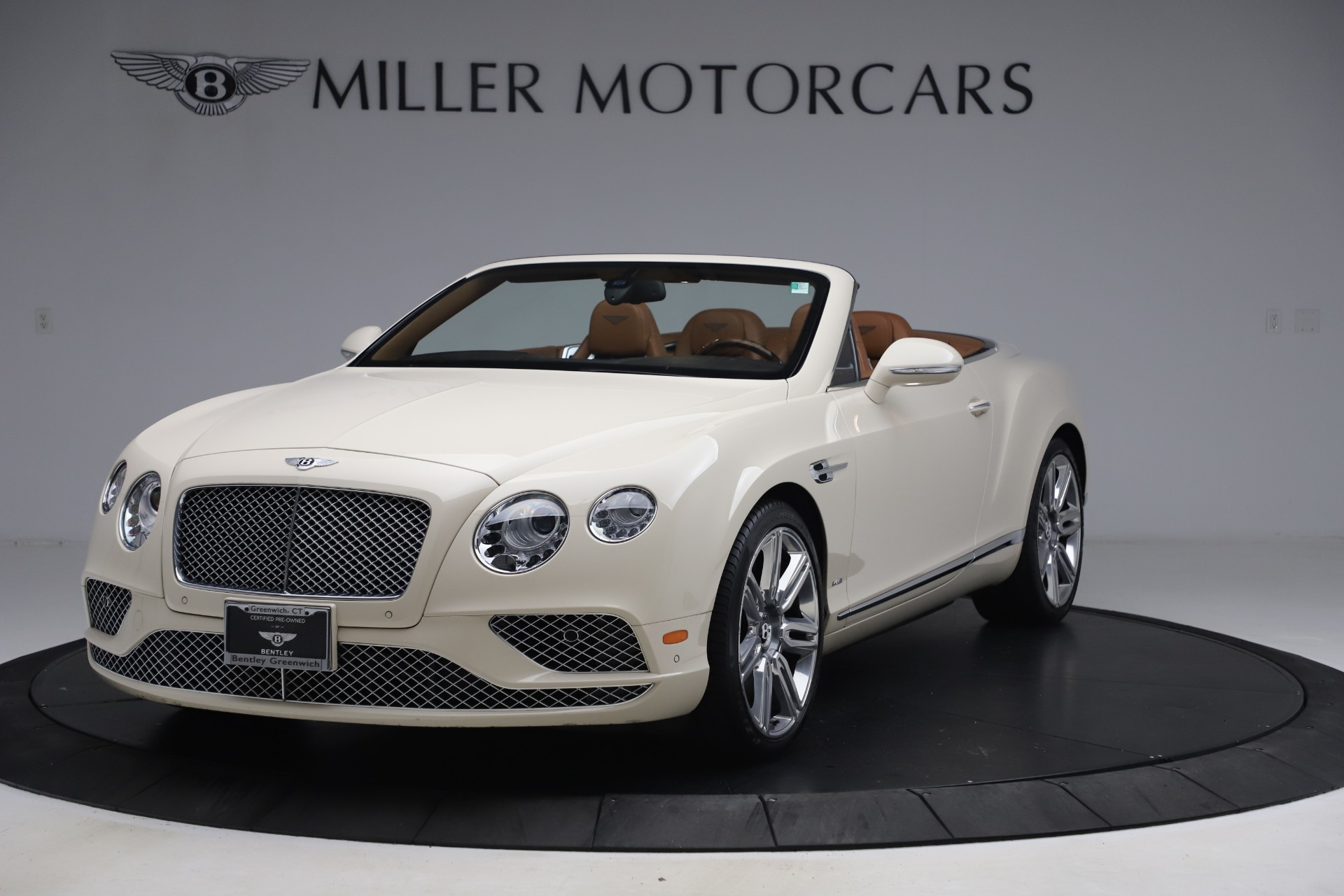 Used 2017 Bentley Continental GT W12 for sale $159,900 at Aston Martin of Greenwich in Greenwich CT 06830 1