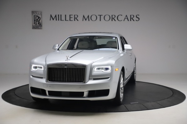 Used 2018 Rolls-Royce Ghost for sale $249,900 at Aston Martin of Greenwich in Greenwich CT 06830 2
