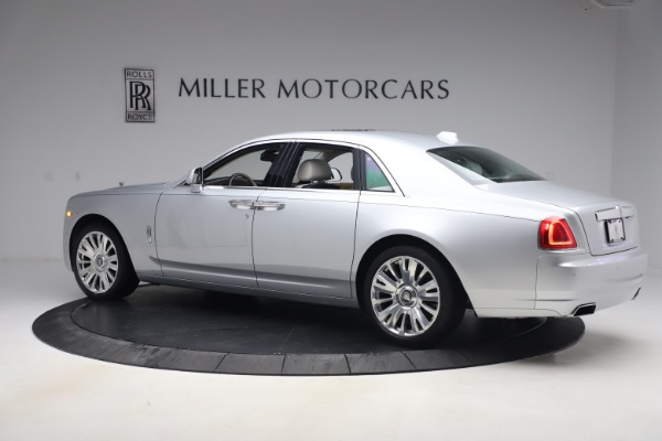 Used 2018 Rolls-Royce Ghost for sale $249,900 at Aston Martin of Greenwich in Greenwich CT 06830 5