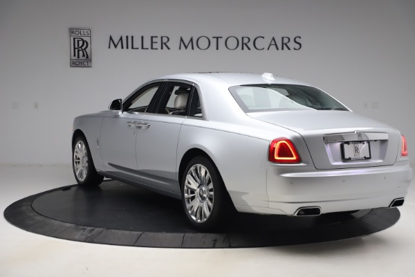 Used 2018 Rolls-Royce Ghost for sale $249,900 at Aston Martin of Greenwich in Greenwich CT 06830 6