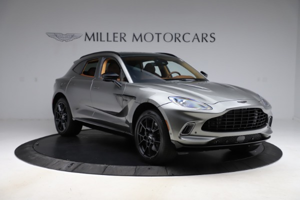 New 2021 Aston Martin DBX for sale $226,136 at Aston Martin of Greenwich in Greenwich CT 06830 10
