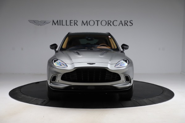 New 2021 Aston Martin DBX for sale $226,136 at Aston Martin of Greenwich in Greenwich CT 06830 11