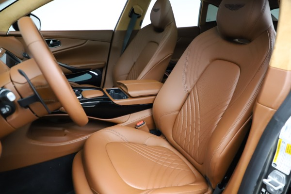 New 2021 Aston Martin DBX for sale $226,136 at Aston Martin of Greenwich in Greenwich CT 06830 14