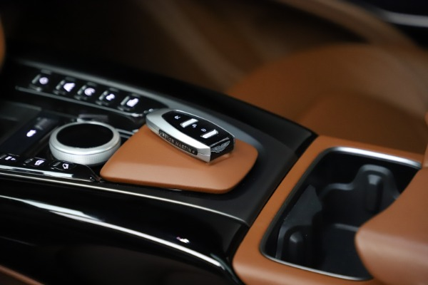 New 2021 Aston Martin DBX for sale $226,136 at Aston Martin of Greenwich in Greenwich CT 06830 18