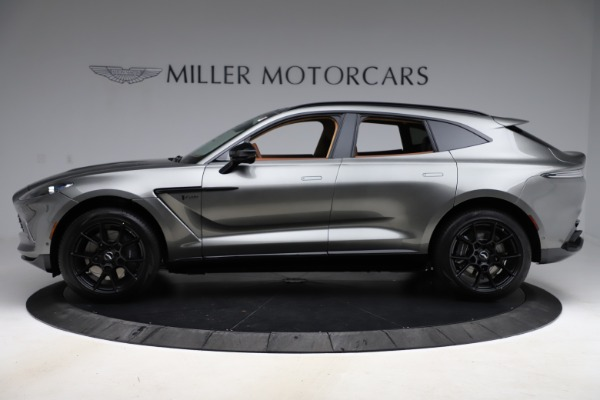 New 2021 Aston Martin DBX for sale $226,136 at Aston Martin of Greenwich in Greenwich CT 06830 2