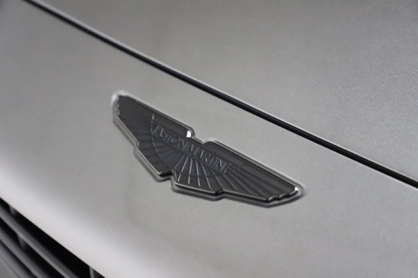 New 2021 Aston Martin DBX for sale $226,136 at Aston Martin of Greenwich in Greenwich CT 06830 21