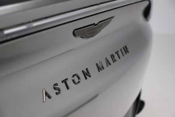 New 2021 Aston Martin DBX for sale $226,136 at Aston Martin of Greenwich in Greenwich CT 06830 22