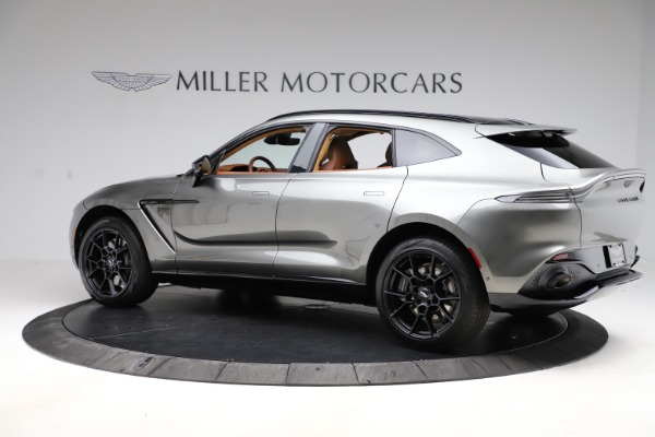 New 2021 Aston Martin DBX for sale $226,136 at Aston Martin of Greenwich in Greenwich CT 06830 3