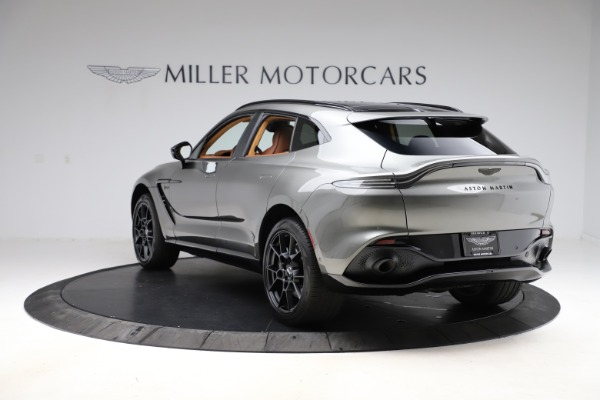 New 2021 Aston Martin DBX for sale $226,136 at Aston Martin of Greenwich in Greenwich CT 06830 4