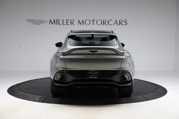 New 2021 Aston Martin DBX for sale $226,136 at Aston Martin of Greenwich in Greenwich CT 06830 5