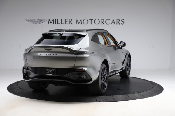 New 2021 Aston Martin DBX for sale $226,136 at Aston Martin of Greenwich in Greenwich CT 06830 6