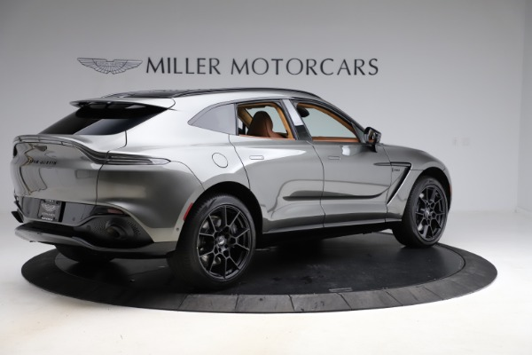 New 2021 Aston Martin DBX for sale $226,136 at Aston Martin of Greenwich in Greenwich CT 06830 7