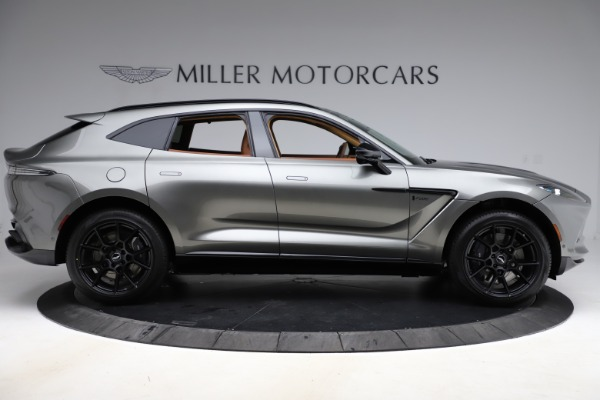 New 2021 Aston Martin DBX for sale $226,136 at Aston Martin of Greenwich in Greenwich CT 06830 8