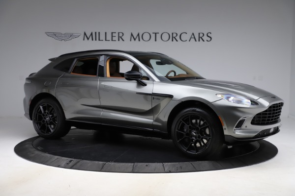 New 2021 Aston Martin DBX for sale $226,136 at Aston Martin of Greenwich in Greenwich CT 06830 9