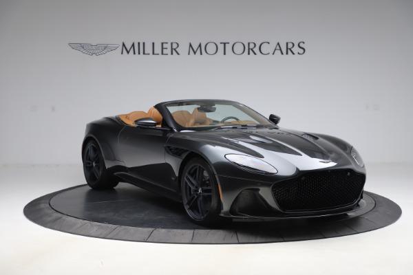 New 2021 Aston Martin DBS Superleggera Volante Convertible for sale $402,786 at Aston Martin of Greenwich in Greenwich CT 06830 10