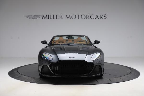 New 2021 Aston Martin DBS Superleggera Volante Convertible for sale $402,786 at Aston Martin of Greenwich in Greenwich CT 06830 11