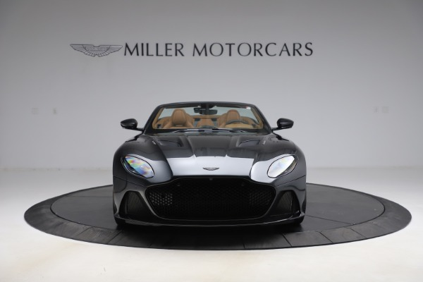 New 2021 Aston Martin DBS Superleggera Volante for sale Sold at Aston Martin of Greenwich in Greenwich CT 06830 11