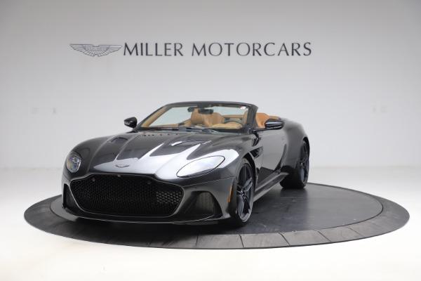 New 2021 Aston Martin DBS Superleggera Volante Convertible for sale $402,786 at Aston Martin of Greenwich in Greenwich CT 06830 12