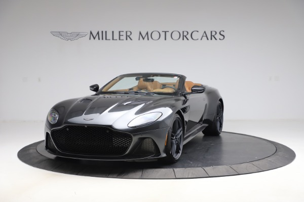 New 2021 Aston Martin DBS Superleggera Volante for sale Sold at Aston Martin of Greenwich in Greenwich CT 06830 12