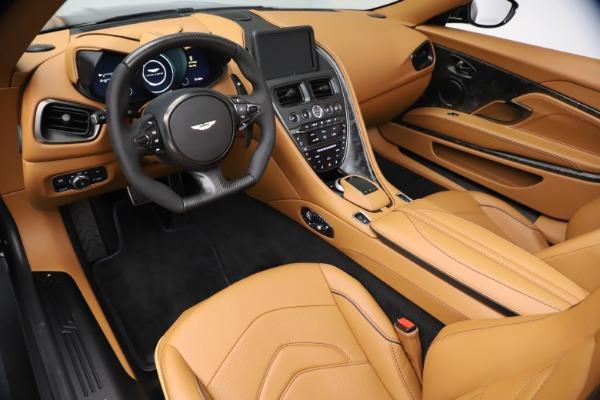 New 2021 Aston Martin DBS Superleggera Volante Convertible for sale $402,786 at Aston Martin of Greenwich in Greenwich CT 06830 13