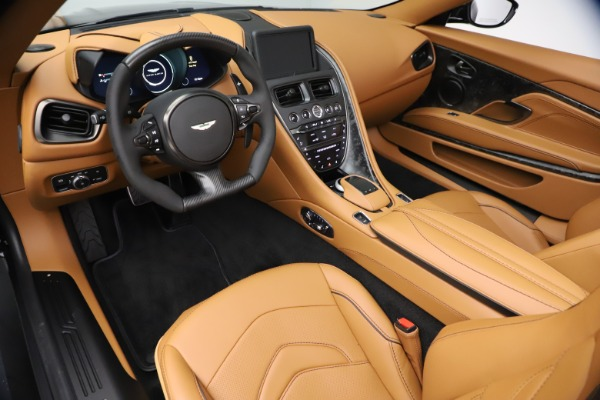 New 2021 Aston Martin DBS Superleggera Volante for sale Sold at Aston Martin of Greenwich in Greenwich CT 06830 13