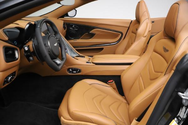 New 2021 Aston Martin DBS Superleggera Volante Convertible for sale $402,786 at Aston Martin of Greenwich in Greenwich CT 06830 14