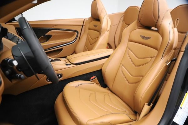 New 2021 Aston Martin DBS Superleggera Volante Convertible for sale $402,786 at Aston Martin of Greenwich in Greenwich CT 06830 15