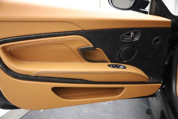 New 2021 Aston Martin DBS Superleggera Volante Convertible for sale $402,786 at Aston Martin of Greenwich in Greenwich CT 06830 16