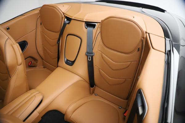 New 2021 Aston Martin DBS Superleggera Volante Convertible for sale $402,786 at Aston Martin of Greenwich in Greenwich CT 06830 17