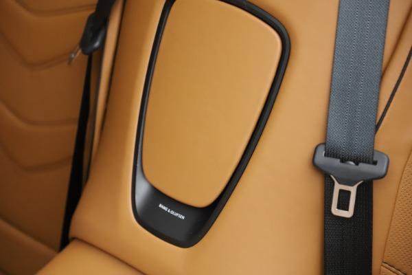 New 2021 Aston Martin DBS Superleggera Volante Convertible for sale $402,786 at Aston Martin of Greenwich in Greenwich CT 06830 18
