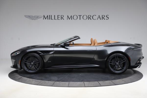 New 2021 Aston Martin DBS Superleggera Volante Convertible for sale $402,786 at Aston Martin of Greenwich in Greenwich CT 06830 2