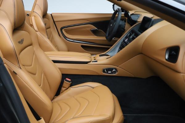 New 2021 Aston Martin DBS Superleggera Volante Convertible for sale $402,786 at Aston Martin of Greenwich in Greenwich CT 06830 22