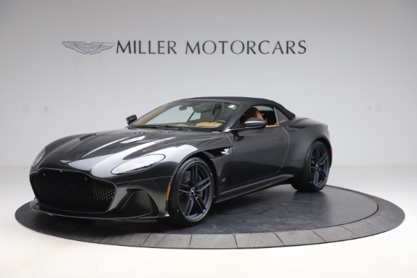 New 2021 Aston Martin DBS Superleggera Volante for sale Sold at Aston Martin of Greenwich in Greenwich CT 06830 25