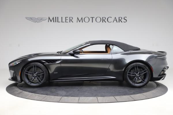 New 2021 Aston Martin DBS Superleggera Volante Convertible for sale $402,786 at Aston Martin of Greenwich in Greenwich CT 06830 26
