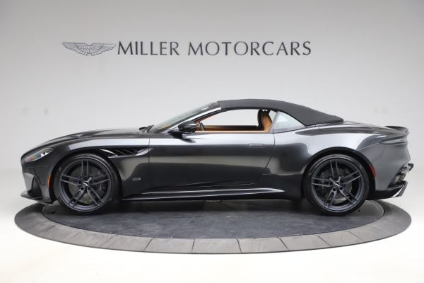 New 2021 Aston Martin DBS Superleggera Volante for sale Sold at Aston Martin of Greenwich in Greenwich CT 06830 26