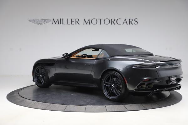 New 2021 Aston Martin DBS Superleggera Volante Convertible for sale $402,786 at Aston Martin of Greenwich in Greenwich CT 06830 27