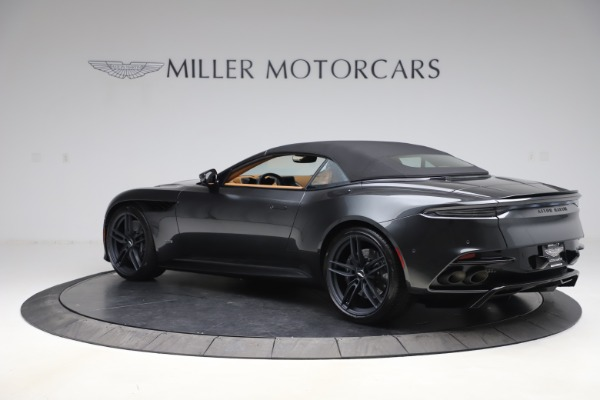 New 2021 Aston Martin DBS Superleggera Volante for sale Sold at Aston Martin of Greenwich in Greenwich CT 06830 27
