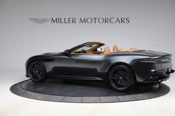 New 2021 Aston Martin DBS Superleggera Volante for sale Sold at Aston Martin of Greenwich in Greenwich CT 06830 3